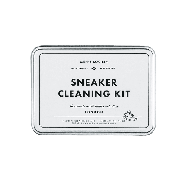 Sneaker Cleaning Kit by Men's Society
