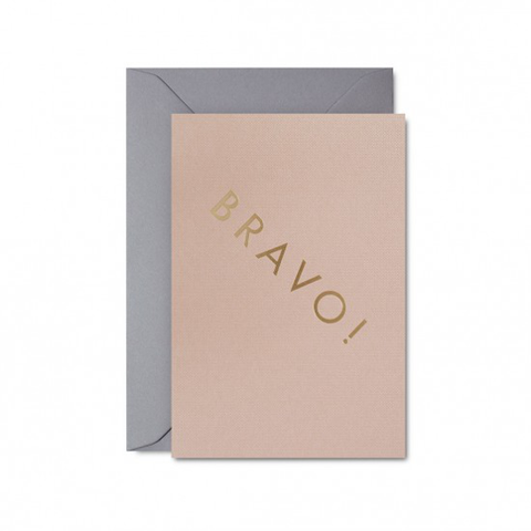 Bravo card by Studio Sarah
