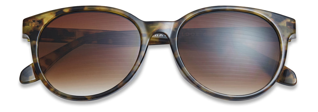 City sunglasses in Turtle Light by Have A Look