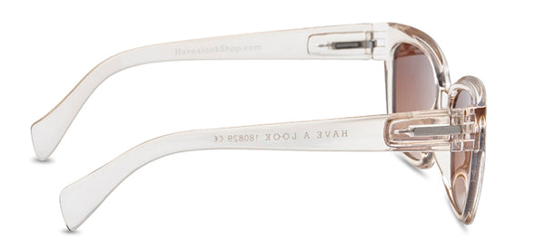 Mood sunglasses in Champagne by Have A Look