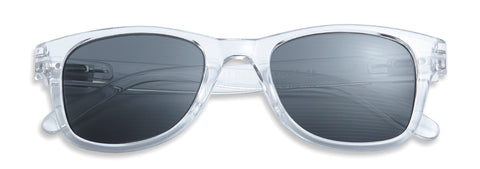 Type B sunglasses in Transparent by Have A Look