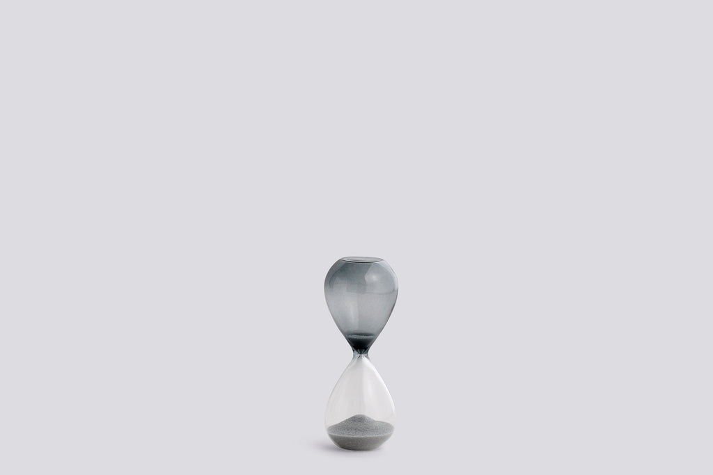 Time - 3 minute egg timer - Small - Silver by HAY