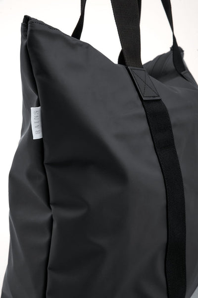 Tote Bag Rush in Black - Waterproof - by Rains