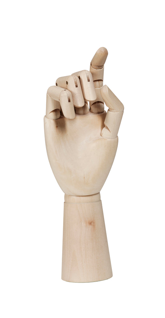 Wooden hand - large - by HAY