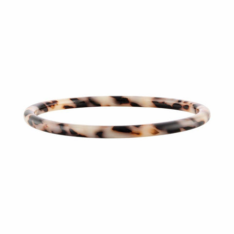 Bangle in Ash Blonde Tortoise by Machete