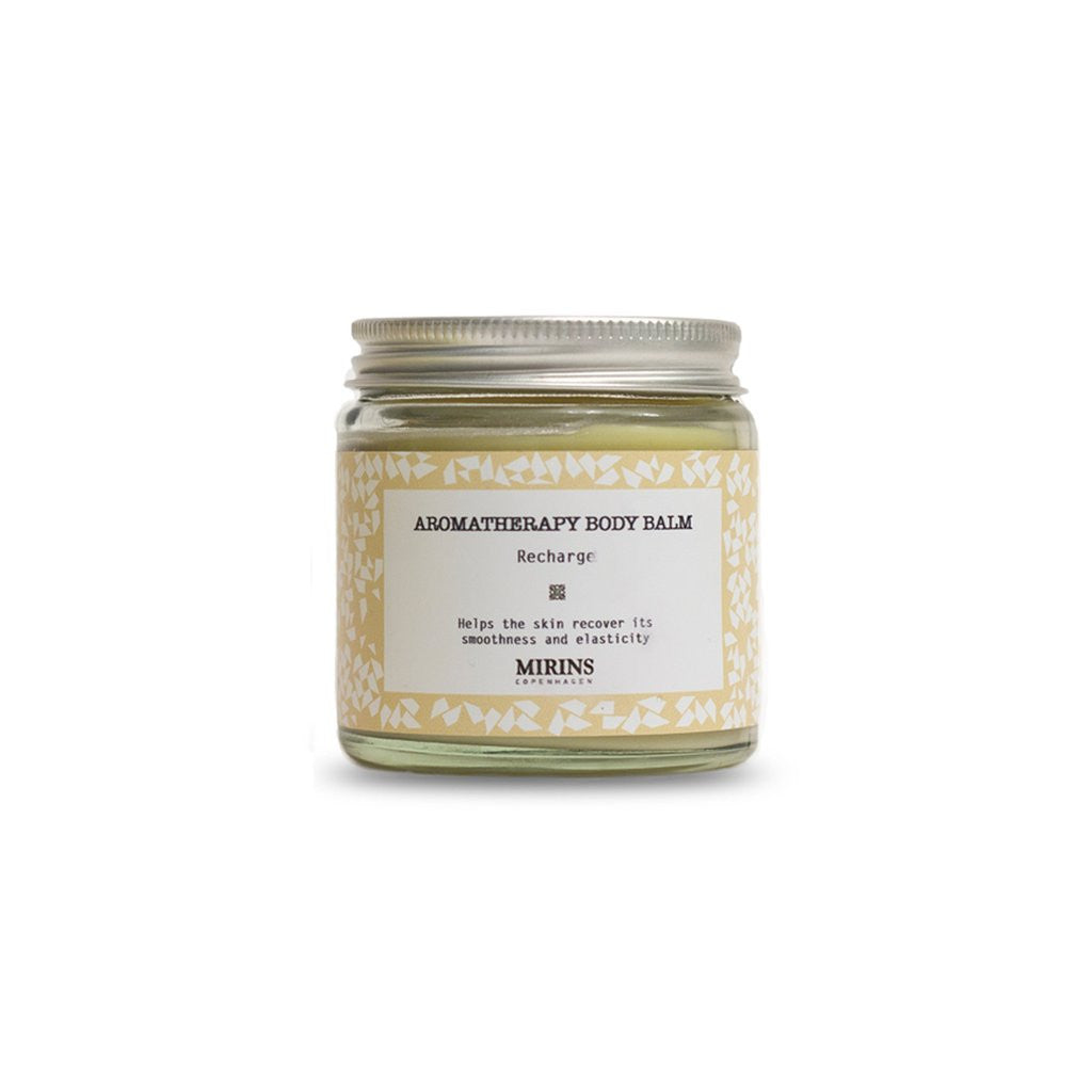 Aromatherapy Body Balm in Recharge by Mirins Copenhagen