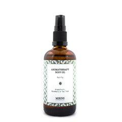 Body Oil - Purify by Mirins Copenhagen