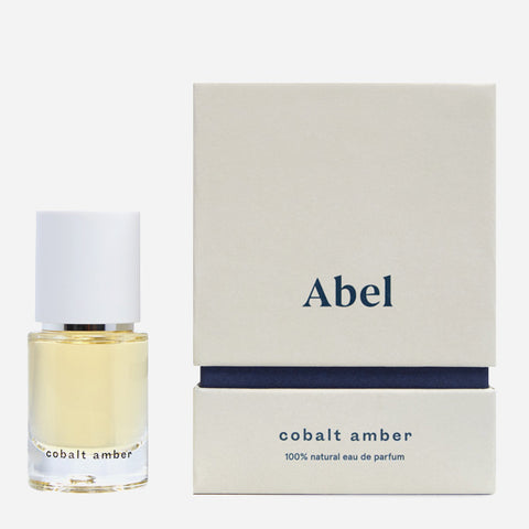 Cobalt Amber Unisex Natural Perfume 15ml by Abel
