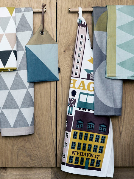 Copenhagen Tea Towel by ferm Living