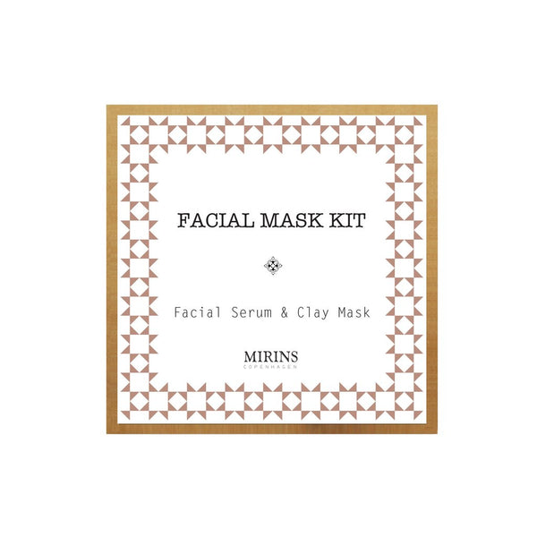 Facial Mask Kit by Mirins Copenhagen