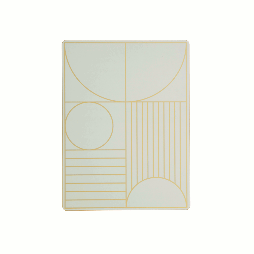 Outline dinner/place mat by ferm LIVING