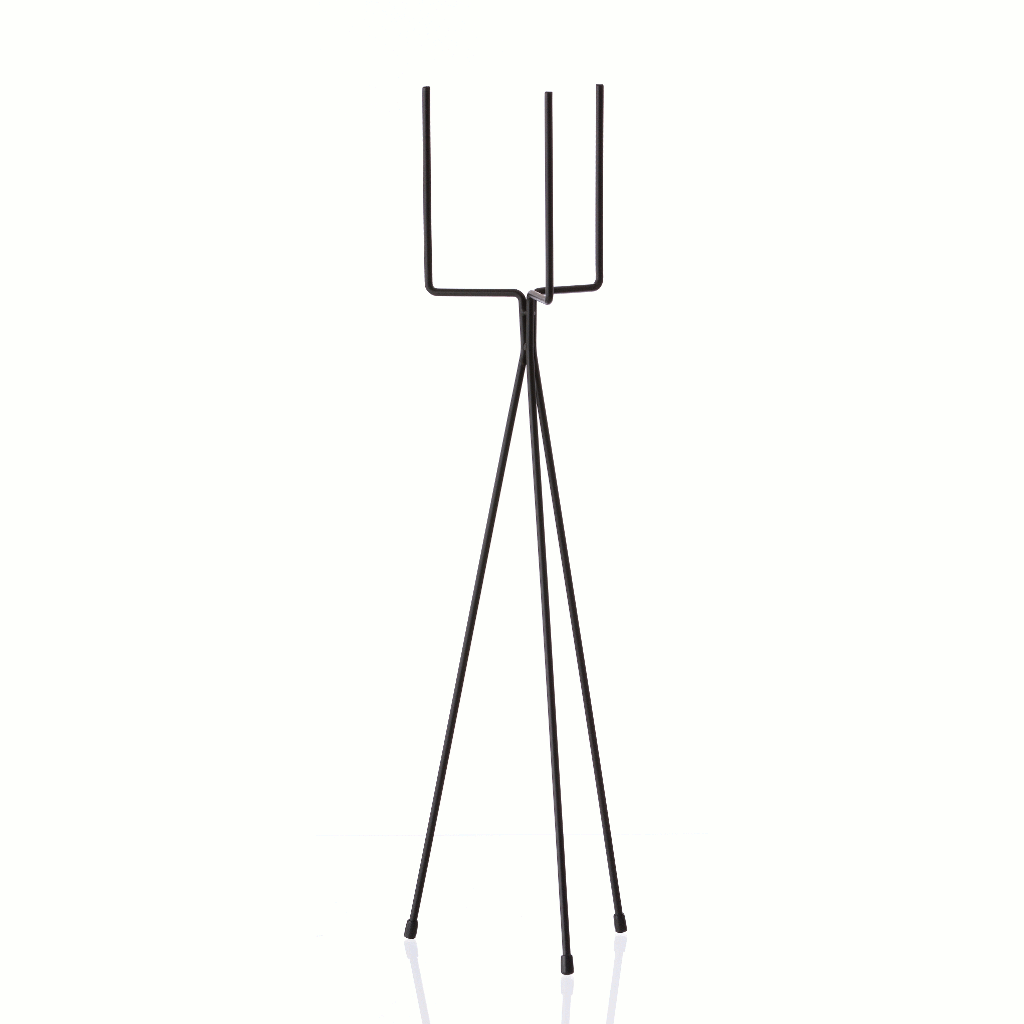 Plant stand large - black by ferm LIVING