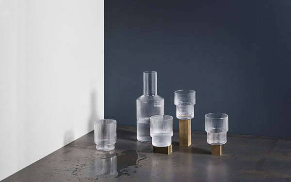 Ripple carafe / vase by ferm Living