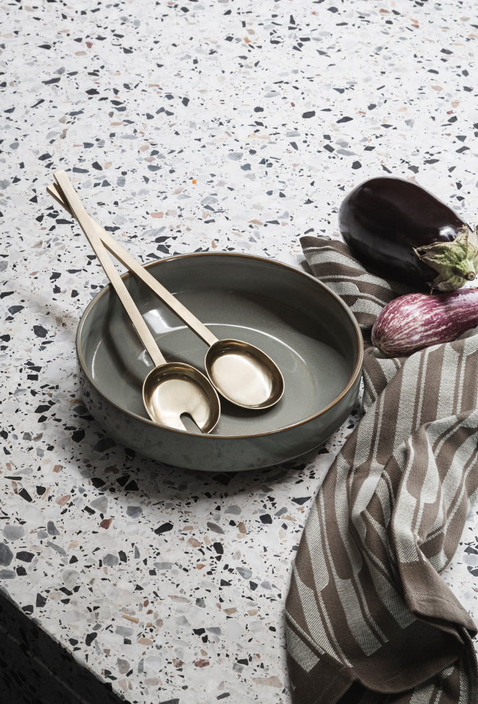 Context image of the fein salad server by fermLIVING