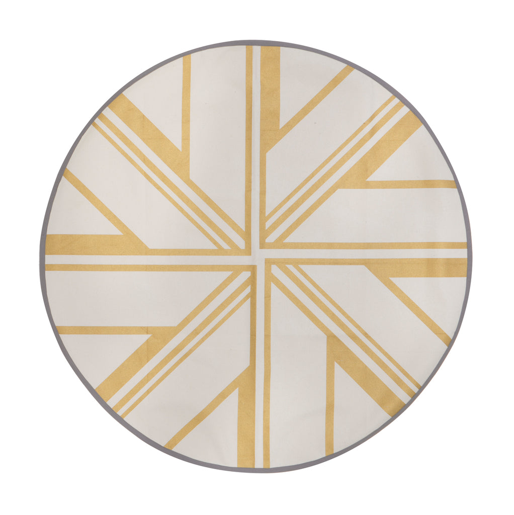 Christmas Tree Blanket 'Gold Star' by ferm Living