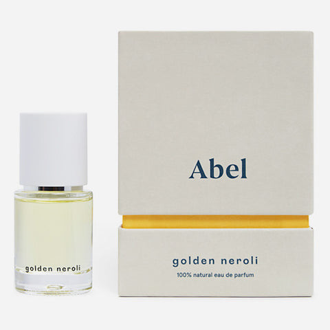 Golden Neroli Unisex Natural Perfume 15ml by Abel