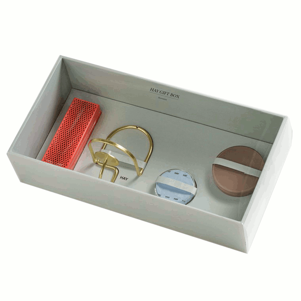 Large decoration gift box by HAY