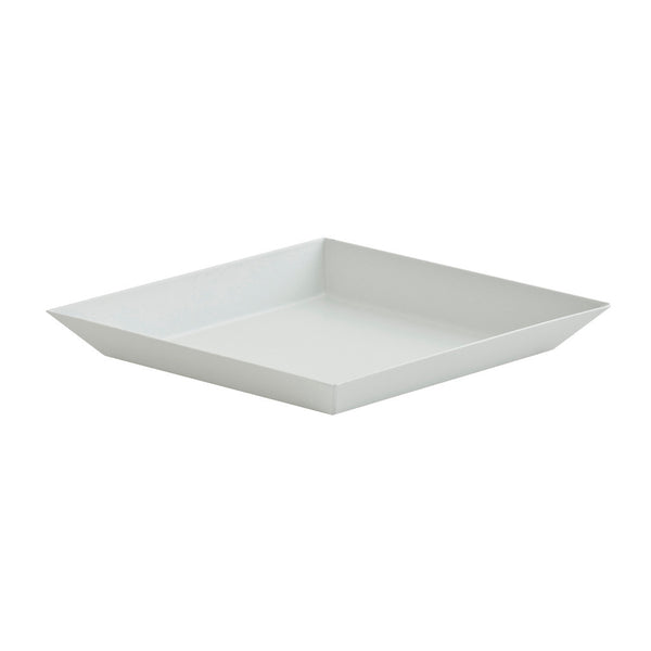 Image of extra small kaleido tray in grey by HAY