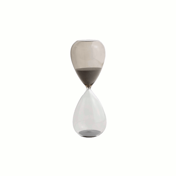 Time - 30 minute egg timer - Large - grey by HAY