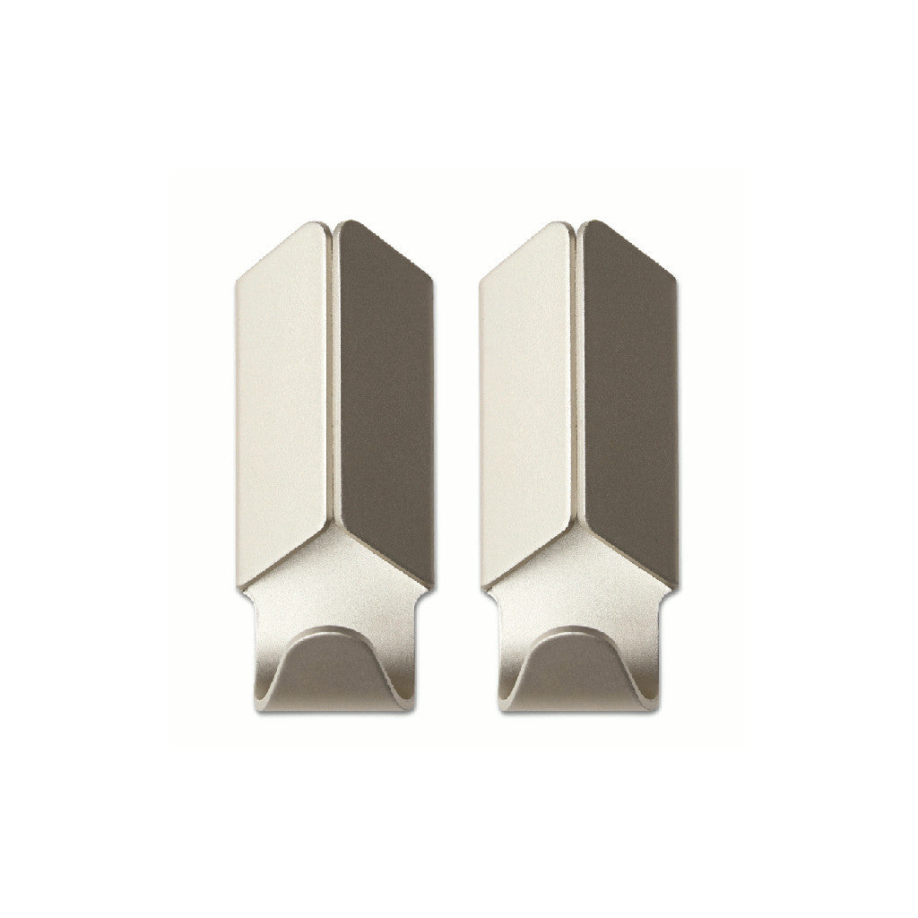 Champagne coloured Volet hooks by Hay