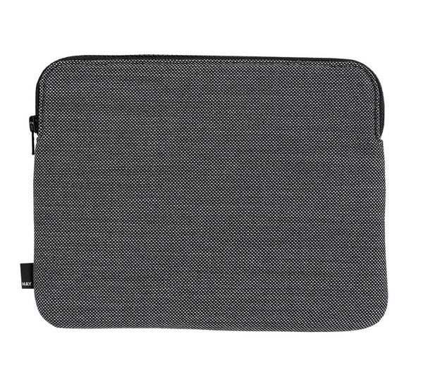 Hay Henry iPad Tablet Sleeve in Dark Grey