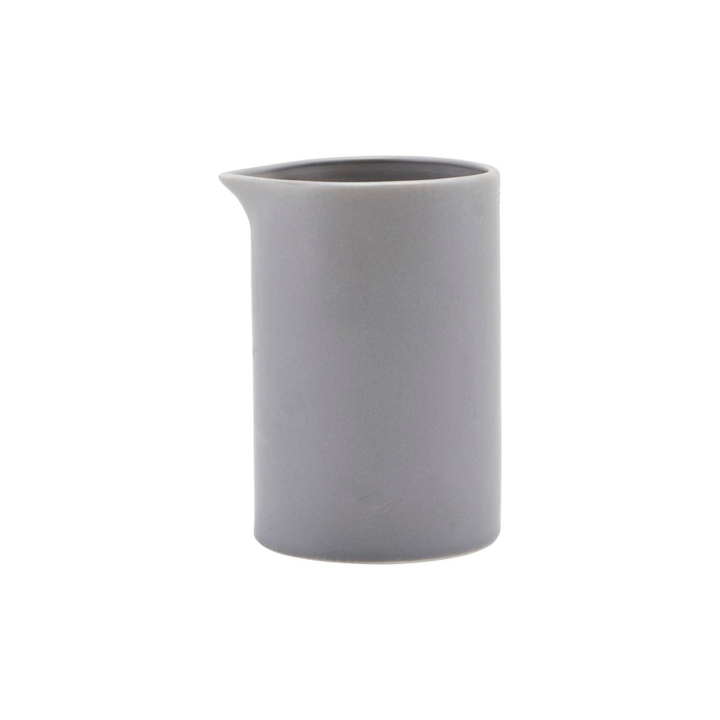 Milk jar/jug - POT - Grey by House Doctor