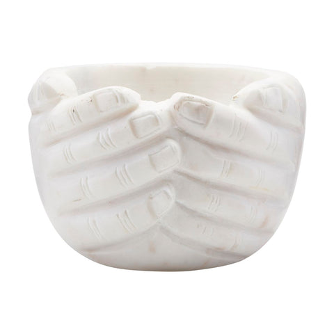 Hands bowl / vase by house doctor