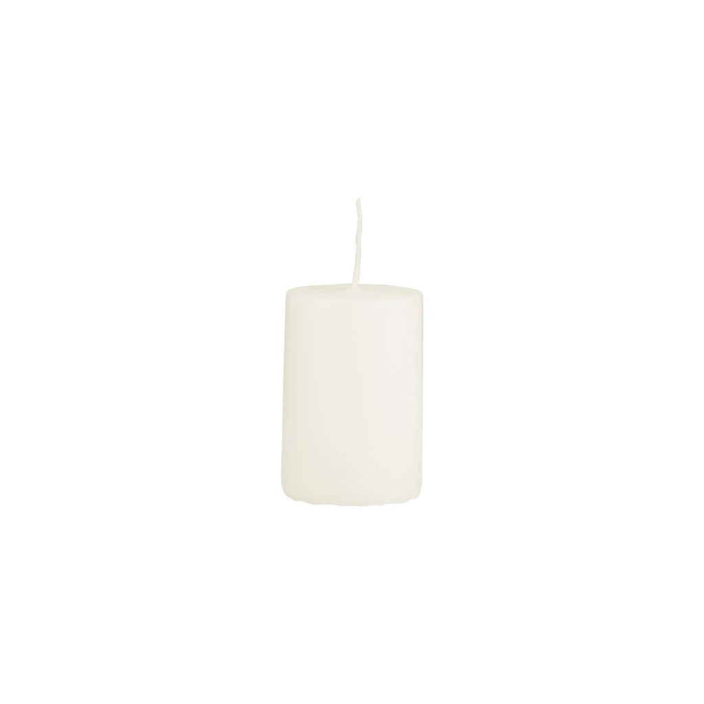 Product image of off white small candle by house doctor