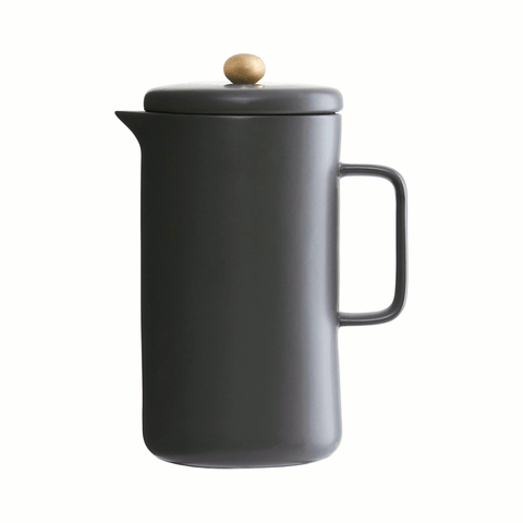 Coffee pot - dark grey by House Doctor