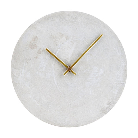Product image of concrete wall clock by house doctor