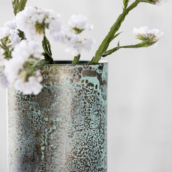 Context Image of metal green vase by house doctor