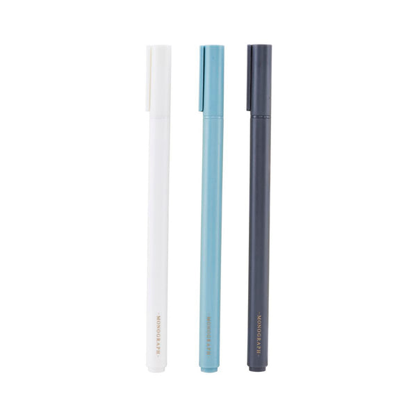 Image of 3 pen set by Monograph