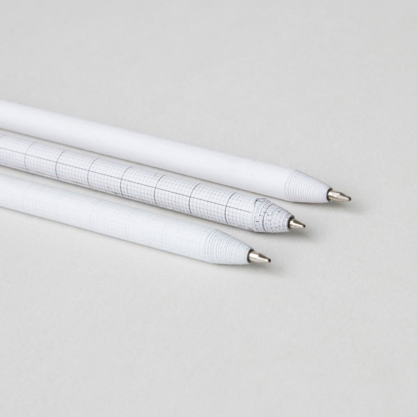 Image of all paper pens by Monograph