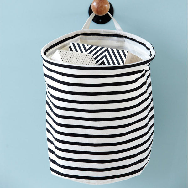 Context Image of striped storage bag by house doctor