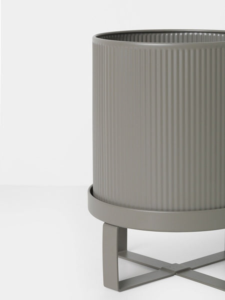 Bau Pot in Warm Grey Small by ferm Living