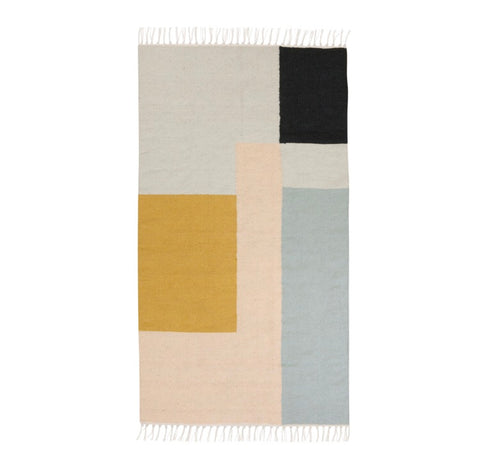 Kelim Rug Squares - Small - by ferm LIVING