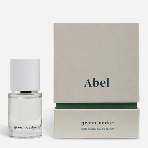 Green Cedar Unisex Natural Perfume 15ml by Abel