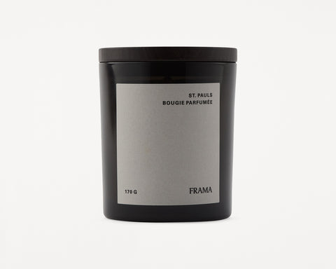 St Paul's | Scented Candle in Glass with Lid 170g by Frama