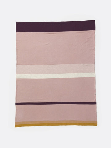 Little stripy blanket by ferm LIVING