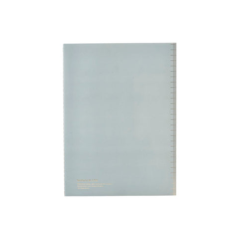 Soft Blue Notebook A4 - Monograph Notebook by House Doctor