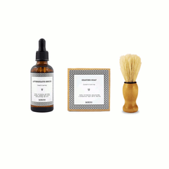 Shaving Kit by Mirins Copenhagen