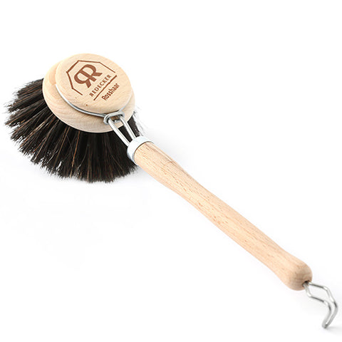 Dishwashing Brush - black - soft bristle