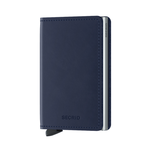 Slimwallet in Original Navy by Secrid Wallets