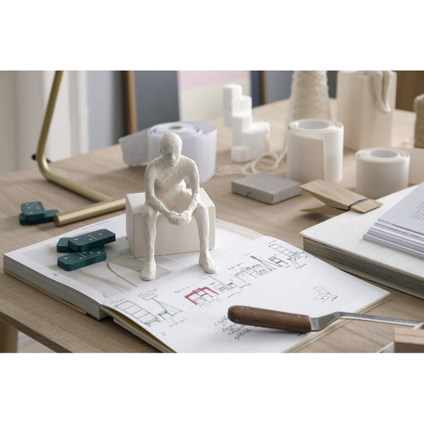 The Reflective One - Decorative Object - Figurine - by Kähler