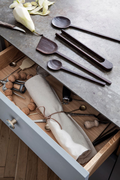 Tomo kitchen tools in ash wood by ferm Living