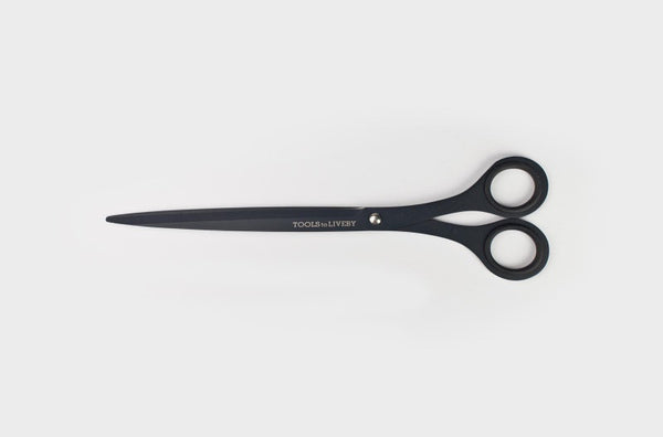 Scissors Black (9 inch) by Tools to Liveby
