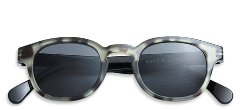 Type C sunglasses in Camouflage by Have A Look