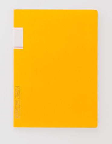 Vintage Notebook - Yellow - by Stálogy