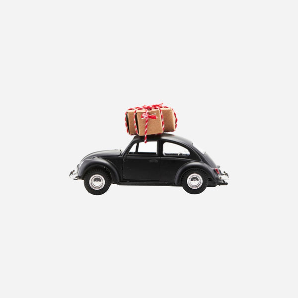 Christmas Car Decoration - Black - by House Doctor