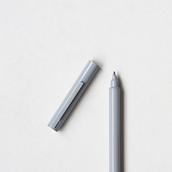 Magnetic pen in Grey - Monograph by House Doctor